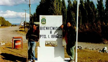 Puerto Ingeniero Ibáñez