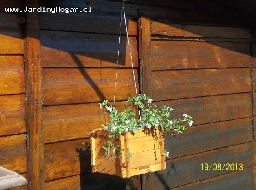 Jardin & Hogar ~ Álbum de Fotos ~ Deco Jardín ~ Porta Maceteros